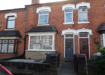 Thumbnail Room to rent in Florence Road, Birmingham