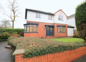 Thumbnail 3 bed detached house for sale in Myott Avenue, Newcastle-Under-Lyme