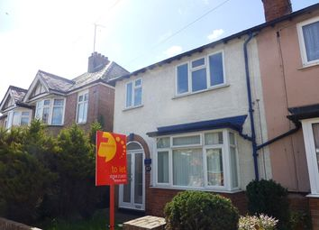 Thumbnail 3 bedroom semi-detached house to rent in Elms Vale Road, Dover
