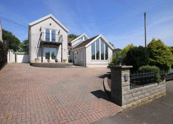 Thumbnail 4 bed detached house for sale in Tyla Rhosyr, Cowbridge