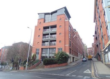Thumbnail 1 bed flat for sale in The Point, 6 Bellar Gate, The Lace Market, Nottingham