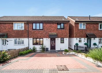 Thumbnail 3 bedroom semi-detached house for sale in Scottswood Road, Bushey