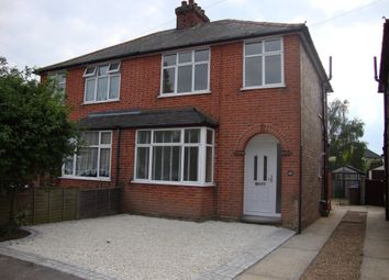 Thumbnail 3 bedroom property to rent in Bernard Crescent, Ipswich