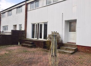Thumbnail 3 bed flat to rent in Beechwood Road, Carbrain, Cumbernauld
