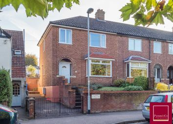 Thumbnail 3 bedroom semi-detached house for sale in Crome Road, Norwich