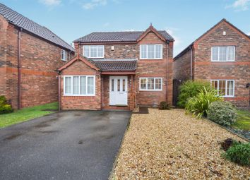 4 bed detached house for sale in Rivermead Close, Lincoln LN6