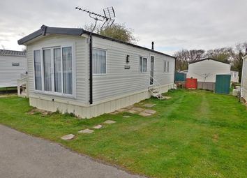 Thumbnail 2 bedroom mobile/park home for sale in Hook Park Estate, Hook Park Road, Warsash, Southampton