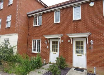 Thumbnail 3 bedroom terraced house to rent in Dorley Dale, Carlton Colville, Lowestoft