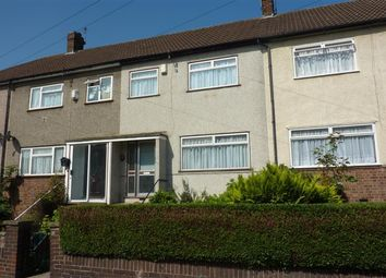 Thumbnail 3 bed terraced house to rent in Rushdene, Abbey Wood, London