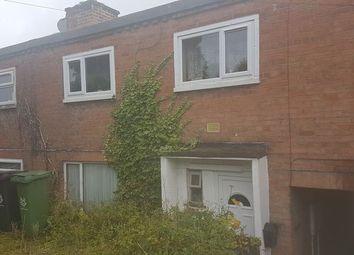 Thumbnail 1 bedroom maisonette for sale in Avon Road, Worcester