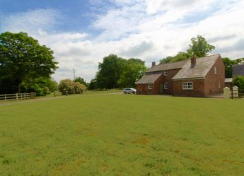 Thumbnail 4 bed detached house for sale in Capenhurst Lane, Capenhurst, Chester