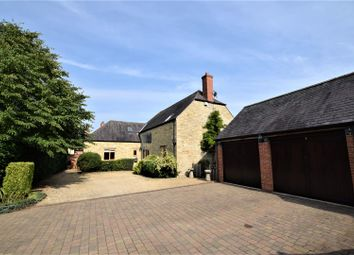 Thumbnail 4 bed detached house for sale in Home Farm Close, Burley, Oakham