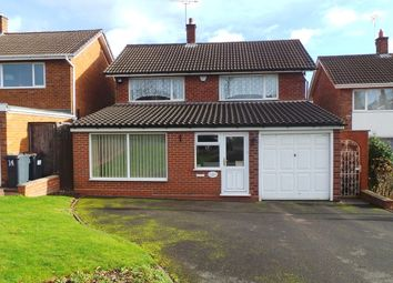 Thumbnail 4 bed detached house for sale in Hillcrest Road, Wylde Green, Sutton Coldfield