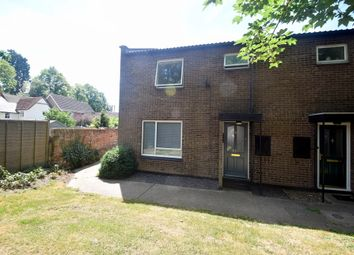 Thumbnail 3 bedroom end terrace house for sale in Weavers Close, Hadleigh, Ipswich
