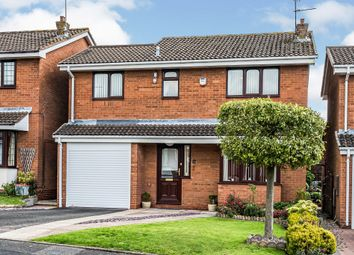 4 bed detached house for sale in Gainsborough Place, Milking Bank, Dudley DY1