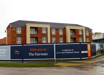 Thumbnail 2 bed flat for sale in The Coach Road, Beggarwood, Basingstoke