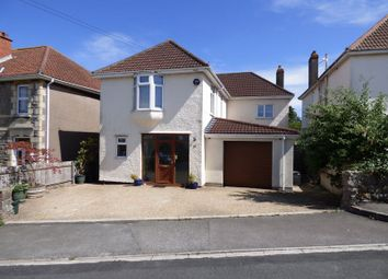 Thumbnail 5 bed detached house for sale in Worlebury Hill Road, Worlebury, Weston-Super-Mare