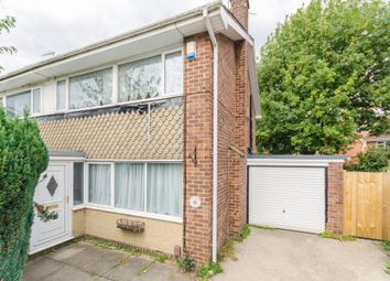 Thumbnail 3 bedroom semi-detached house for sale in Cedarwood Close, York