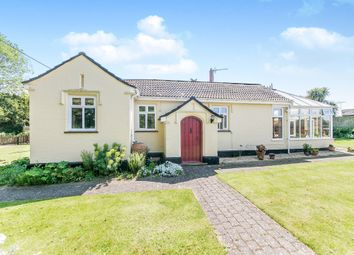 Thumbnail 2 bedroom detached bungalow for sale in Church Lane, Bucklesham, Ipswich