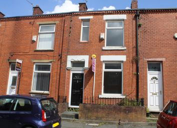 Thumbnail 2 bed terraced house for sale in Crossley Street, Royton, Oldham