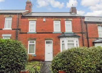 Thumbnail 3 bed terraced house for sale in The Avenue, Felling, Gateshead