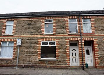 Thumbnail 3 bed terraced house for sale in Meadow Street, Pontypridd