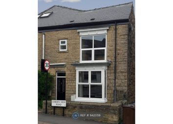 2 bed terraced house to rent in Cobden View Road, Sheffield S10