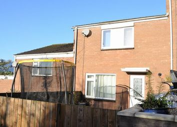 Thumbnail 3 bed terraced house for sale in Heggadon Close, Bradninch, Exeter
