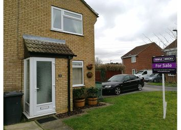 Thumbnail 1 bed terraced house for sale in Chedworth Drive, Alvaston