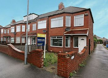 Thumbnail 3 bed end terrace house for sale in Briarfield Road, Hull