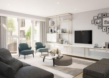 "Thumbnail 3 bed duplex for sale in ""Eider Apartments"" at Meadowlark House Moorhen Drive, Hendon, London"
