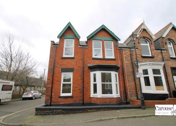 Thumbnail 4 bedroom end terrace house to rent in Carlyon Street, Sunderland