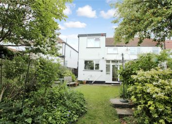 Thumbnail 3 bed end terrace house for sale in Orchard Rise West, Sidcup, Kent