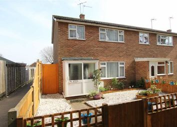 Thumbnail 3 bedroom end terrace house for sale in Stafford Close, Leigh On Sea, Essex