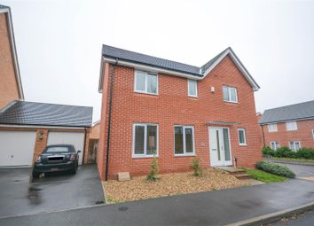 Thumbnail 3 bed detached house for sale in Horwood Drive, Wilford, Nottingham