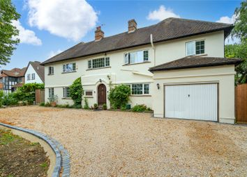 Thumbnail Detached house for sale in Sauncey Avenue, Harpenden, Hertfordshire