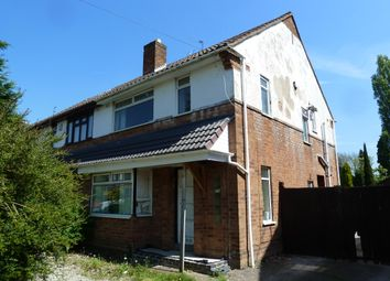 Thumbnail 3 bedroom semi-detached house for sale in Riches Stre, Wolverhampton