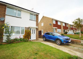 Thumbnail 3 bed semi-detached house to rent in Woodlands Way, Southwater, West Sussex