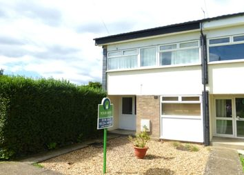 Thumbnail 3 bed terraced house for sale in Addingtons Road, Great Barford, Bedford