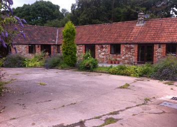 Thumbnail 4 bed barn conversion to rent in Chelwood, Bristol