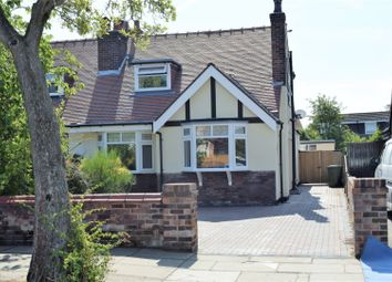 Thumbnail 4 bed semi-detached bungalow for sale in Churchgate, Churchtown