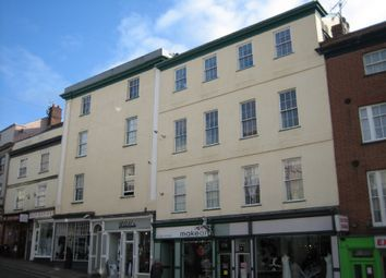 2 bed flat to rent in Fore Street, Exeter EX4