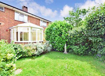 Thumbnail 3 bed terraced house for sale in Rowan Drive, Billingshurst, West Sussex