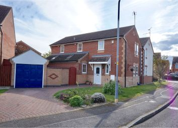 Thumbnail 3 bed detached house for sale in Lancaster Way, Skellingthorpe