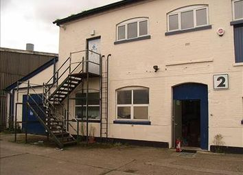 Thumbnail Office to let in Ground Floor 2A Muira Industrial Estate, William Street, Southampton, Hampshire