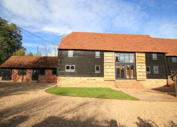 Thumbnail 5 bed semi-detached house for sale in Smallbridge Road, Horsmonden, Kent