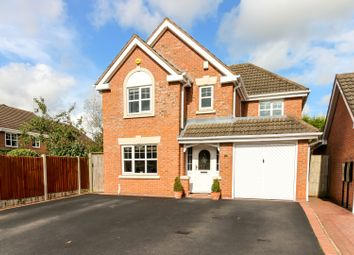 Thumbnail 4 bed detached house for sale in Turnpike Way, Coven, Wolverhampton