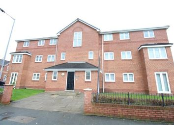 Thumbnail 2 bed flat for sale in Livingston Avenue, Wythenshawe, Greater Manchester