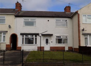 Thumbnail 3 bed terraced house for sale in Stainsby Avenue, Heanor, Derbyshire