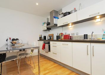 Thumbnail 1 bed flat to rent in Southstand Apartments, Highbury Stadium Square, Highbury, London